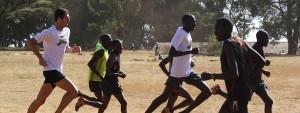 Wilson Komen training in Kenya
