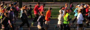 2017 Cherry Blossom Ten Miler Runners